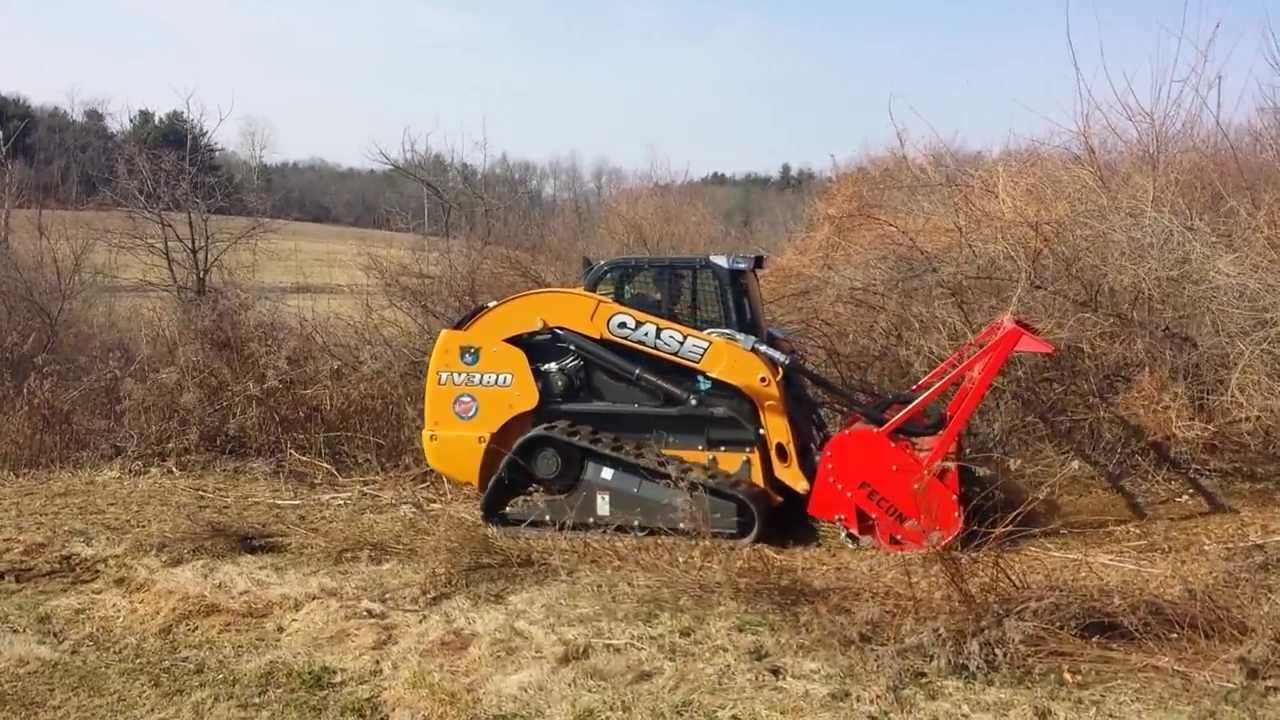 Compact Track Loaders TV380 - Roots Equipment