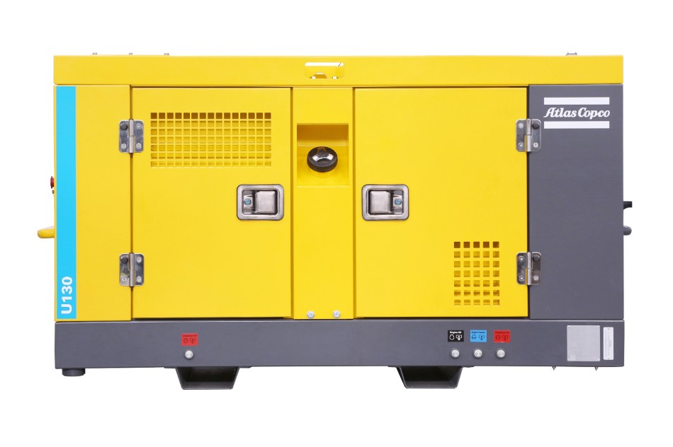 Mobile Air Compressor >> Atlas Copco Mobile Air Compressor U Series Roots Equipment