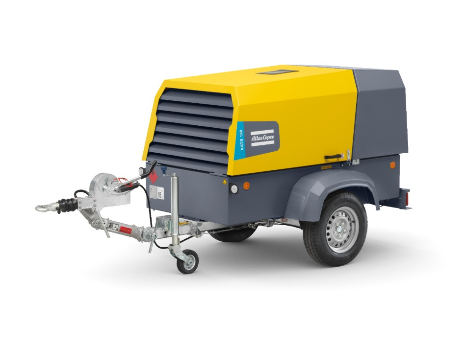 Mobile Air Compressor >> Atlas Copco Mobile Air Compressors Xats And Xahs Roots